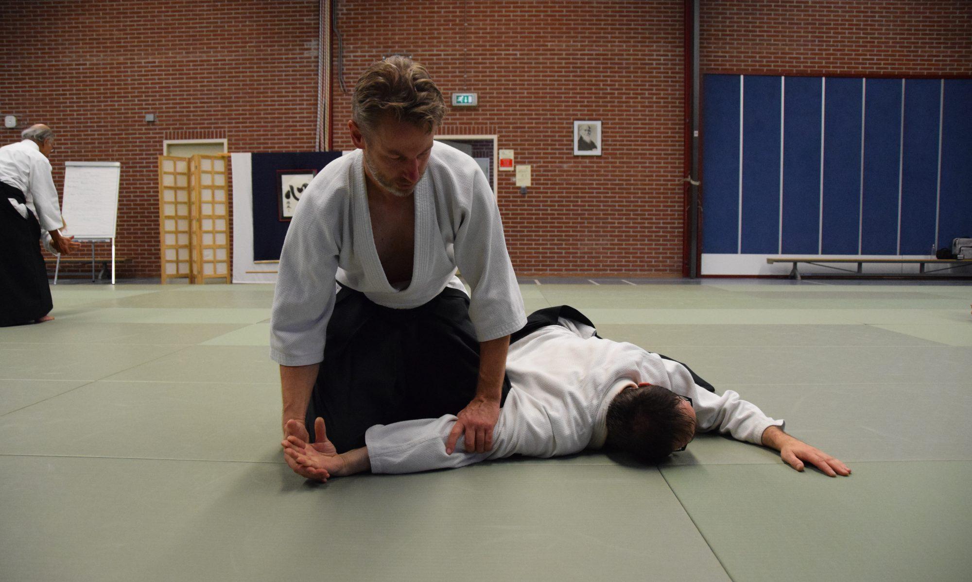 Aikido Yuishinkai Castricum